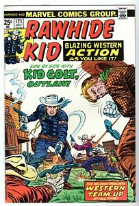 Rawhide Kid #121, Near Mint Minus Condition