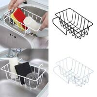 Sink Hanging Drying Rack Basket Sponge Soap Drainer Holder 20*10cm S5D8
