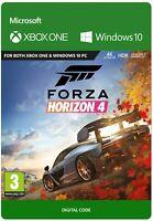 FORZA HORIZON 4 XBOX ONE FULL GAME KEY