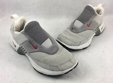 Nike Slip On Athletic Shoes Womens Size 7 Gray | RARE!