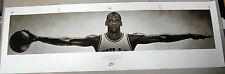 "Michael Jordan Poster ""WINGS"" NBA Size 53 Cm X 183 cm ""BASKETBALL""  brand new"