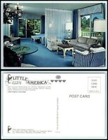 ARIZONA Postcard - Flagstaff, Little America Motel / Hotel M6
