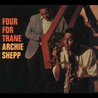 Archie Shepp - Four For Trane [CD]