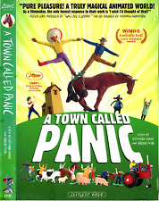 A Town Called Panic (DVD, 2010) Stephane Aubier, Vincent Patar Belgium animated