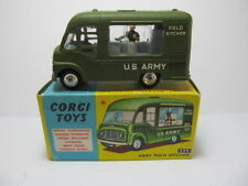 Vintage Diecast Commercial Vehicles