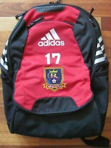 Real Salt Lake Arizona #17 adidas Climaproof Stadium II Backpack Soccer Futbol