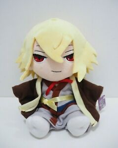 "Hakuoki Kazama Chikage Taito Plush 9"" TAG Stuffed Toy Doll Japan"