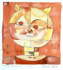 Chuck Jones Signed Portrait de Cochon 1991 Warner Bro Limited Ed Litho of 350