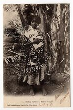 MADAGASCAR DIEGO SUAREZ Une fillette indigene