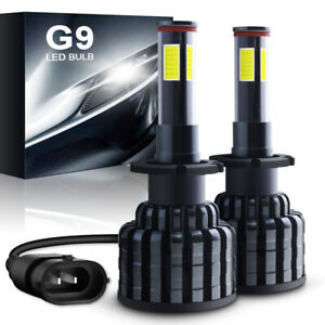 D1S D1R D2S D2R D3S D4S D4R LED Headlight Kit 480W HID Xenon Replacement Bulbs