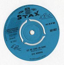 "Otis Redding - Let Me Come On Home 7"" Single 1967"