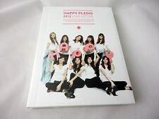 """Happy Pledis 2012 """"Love Letter""""[CD + Diary + Desk Mini Calendar] *SEALED* K-POP"""