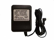 New! 12Vdc 300mA 120Vac Power Supply Adapter Ul Approved Class 2