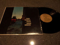 """Jimmie Rodgers """"Train Whistle Blues"""" LP VERY NICE MONO"""