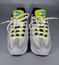 Nike Air Max Wolf Grey Volt Gs 905348-017 Size 7Y