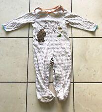 The Gruffalo Children's 'gruffalo' baby 12-18 months one piece jump suit