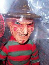 "15"" talking Freddy Krueger Mega Figure (MISB) Nightmare on Elm Street 2019 Mezco"