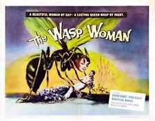 Wasp Mujer Cartel 02 A3 Caja Lona Impresión
