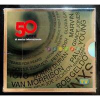 Various 50 Anni Di Musica Internazionale Sorrisi E Canzoni TV - CD CD006073