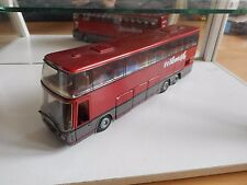 "Tekno Daf SBR 3000 Touring bus ""Oostenrijk"" in Red on 1:50"