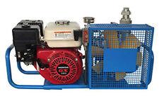 New Portable High Pressure Scuba Diving Paintball Compressor w/ 5HP Honda Engine