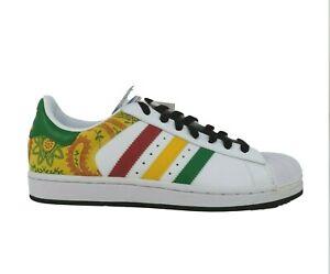 Adidas Superstar II CB Originals 043665 Mens Shoes White Sneakers Vintage SZ 8