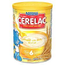 Nestlé CERELAC Infant Céréales Blé avec du lait de 6 mois, 1 kg
