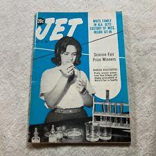 JET Magazine May 10 1962 Marsha Neustadter Science Fair Prize Winners