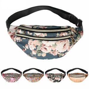 Waist Bag Belt Designer Fanny Pack Fashion PU Leather Shoulder Crossbody Handbag