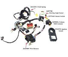 2006-11 Cadillac DTS Steering Column ClockSpring, Ignition, Angle Shift Actuator