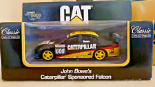 Classic Carlectables - John-Bowe's Caterpillar Sponsored V8 Falcon AU 1:43 scale