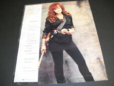 Bonnie Raitt Nick Of Time is pure Bonnie original 1989 Promo Poster Ad mint cond