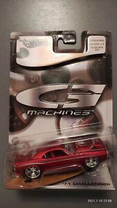 Hot Wheels G Machines 71 Challenger Diecast