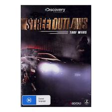 Street Outlaws: Turf Wars DVD (2 Disc Set) New  - Season 4 - 8 Episodes