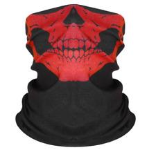 High Quality Multi Function Bandana Assorted Skull Magic Scarf Face Masks