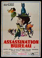 M241 Manifesto 2F Assassination Bureau M. Relph B.Dearden with Oliver Reed 1969