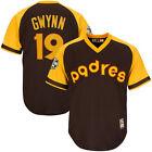 Tony Gwynn Majestic San Diego Padres Baseball Jersey - MLB