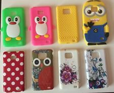 Samsung S2 Cases Bundle Gift