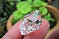 Herkimer Diamond Crystal Healing Raw Carbon Authentic Upstate N.Y Natural 5.9g