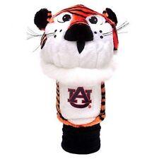 Licensed NCAA Auburn Tigers Mascot Golf Driver Head Cover + Bonus