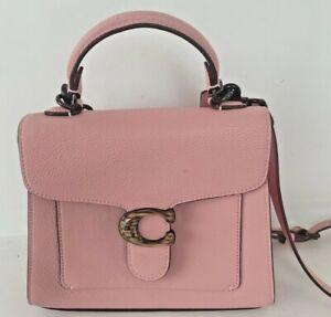 Coach 4608 Tabby 26 Pink Pebbled Leather Shoulder Bag $450.00 #823HOU
