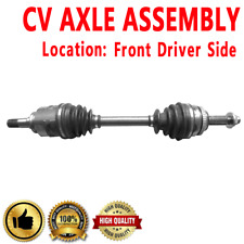 Front Driver Side CV Axle Shaft For  COROLLA 09-12 L4 1.8L 1794cc 109cidFWD