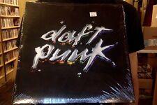 Daft Punk Discovery 2xLP sealed vinyl