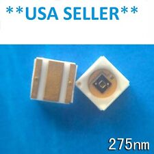 UVC LED 275NM UV sterilization Diode SMD 3535 Listing is for 1ea