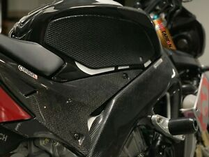 APRILIA RSV4 R/RR/RF Tuono 2009-2020 Carbon Fiber Side Under Tank Panels