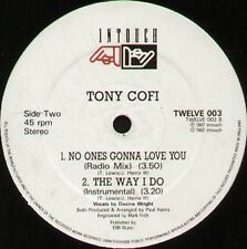 TONY COFI - No Sa Gonna Love You - intouch