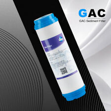 """Universal 10"""" GAC Carbon Block filter cartridge for Whole House Filter- 5 micron"""