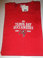 t shirts nfl tampa bay buccaneers 1976 2xl red