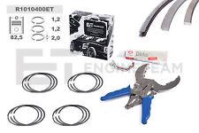 4x Piston Rings Repair Kit Std VW Audi Skoda Seat 1,8 2,0 TSI Ccza Cczb