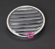 6 Inch Reg Outside Adjustable Round Air Vents - 2 Piece Bag